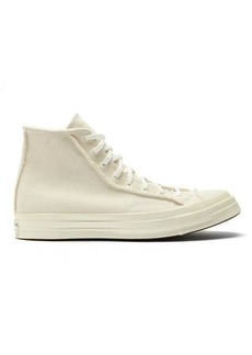 Converse Chuck 70 high-top repurposed-canvas trainers