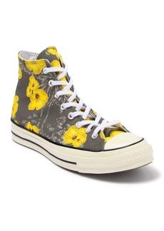 Converse Chuck 70 Paradise Floral High-Top Field Surplus/Fresh Yellow Sneaker (Unisex)