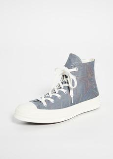 Converse Chuck 70 Rainbow High Top Sneakers