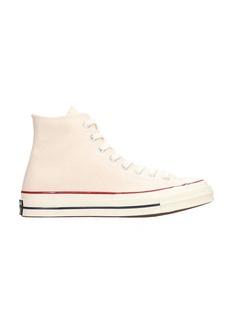 Converse Chuck 70 White Canvas Sneakers