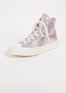 Converse Chuck 70s High Top Heavy Metal Sneakers