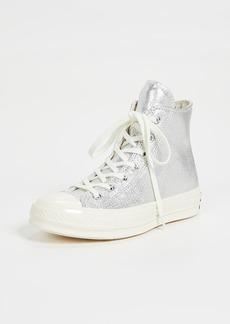 Converse Chuck 70s High Top Heavy Metal Sneakers