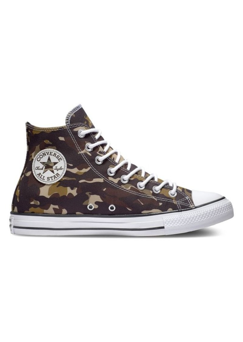Converse Chuck Hi Camouflage Sneakers