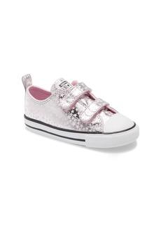 Converse Chuck Taylor® Double Strap Sneaker (Baby, Walker & Toddler)