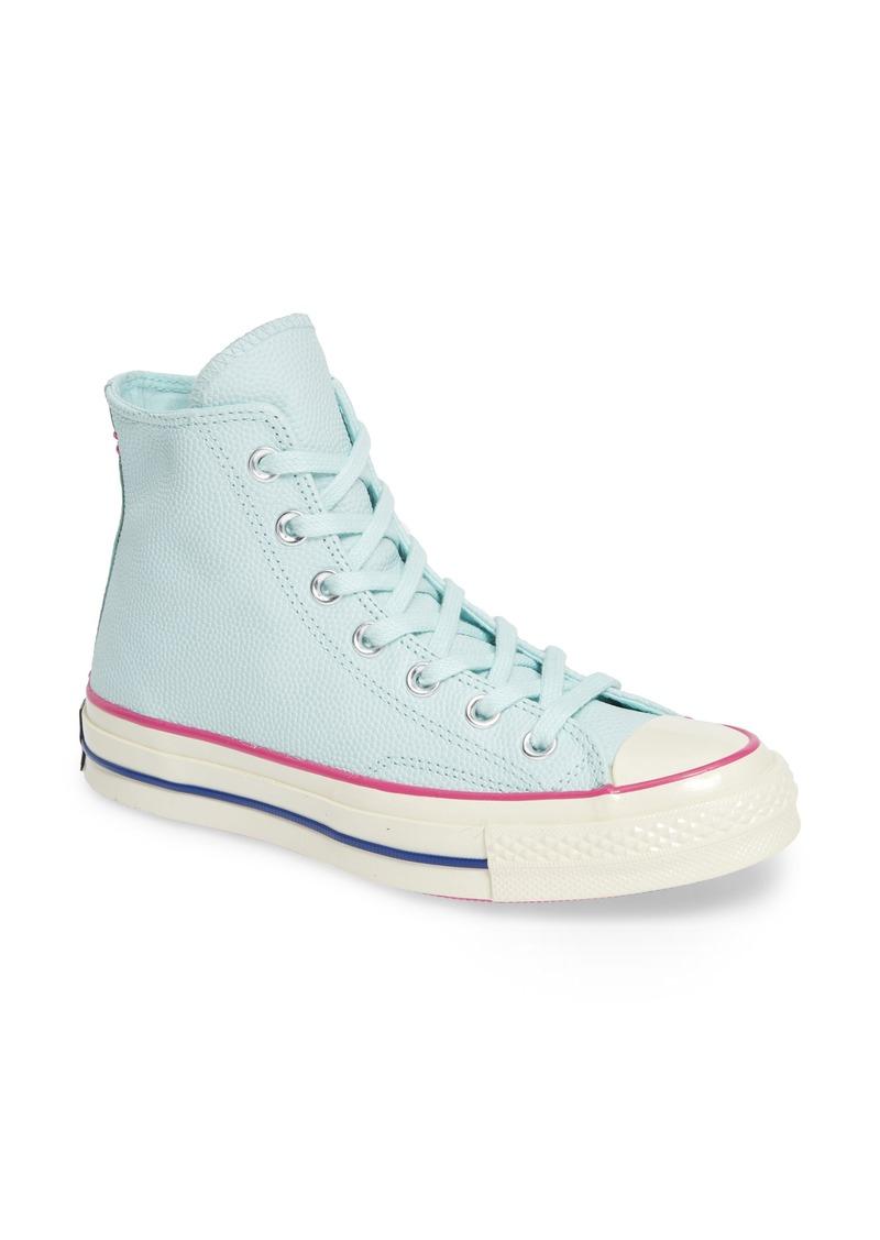 0744c40bcaaf7d Converse Chuck Taylor® All Star® 70 High Top Leather Sneaker (Women)