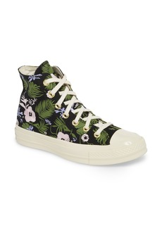 Converse Chuck Taylor® All Star® 70 Palm Print High Top Sneaker (Women)