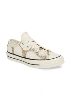 Converse Chuck Taylor® All Star® Animal Glitter Low Top Sneaker (Women)
