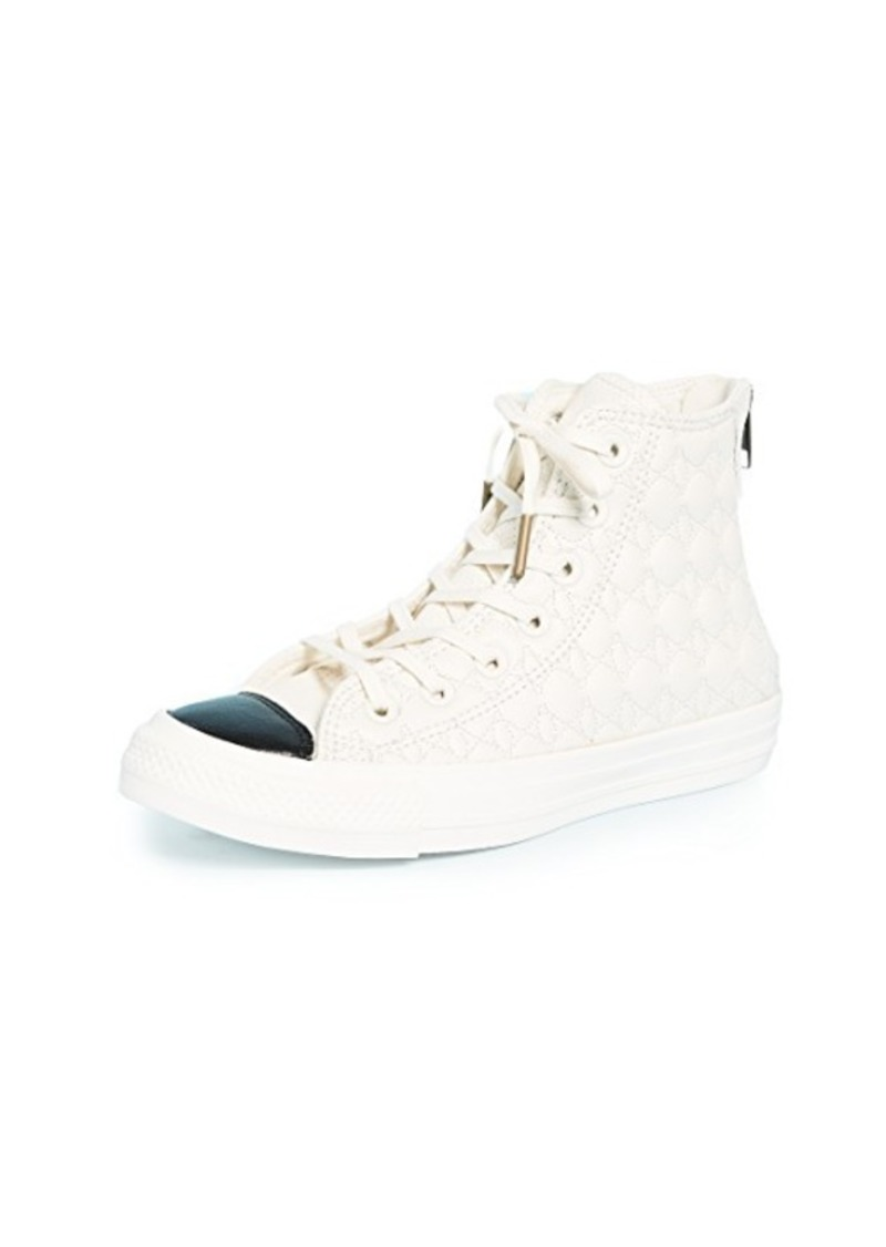 af91952a23d2 Converse Converse Chuck Taylor All Star Back Zip High Top Sneakers ...