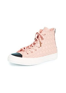 Converse Chuck Taylor All Star Back Zip High Top Sneakers