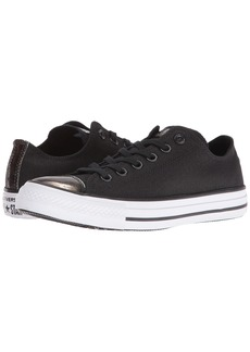 Converse Chuck Taylor® All Star® Brush-Off Leather Toecap Lo