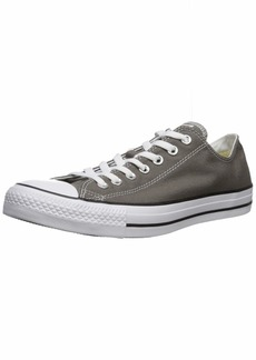 Converse Chuck Taylor All Star Canvas Low Top Sneakercharcoal3.5 US Men/5.5 US Women