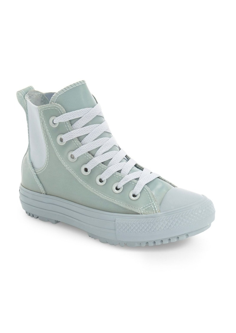 fcaed2552fc4 Chuck Taylor® All Star® Chelsee Translucent Water Repellent High Top  Sneaker (Women). Converse