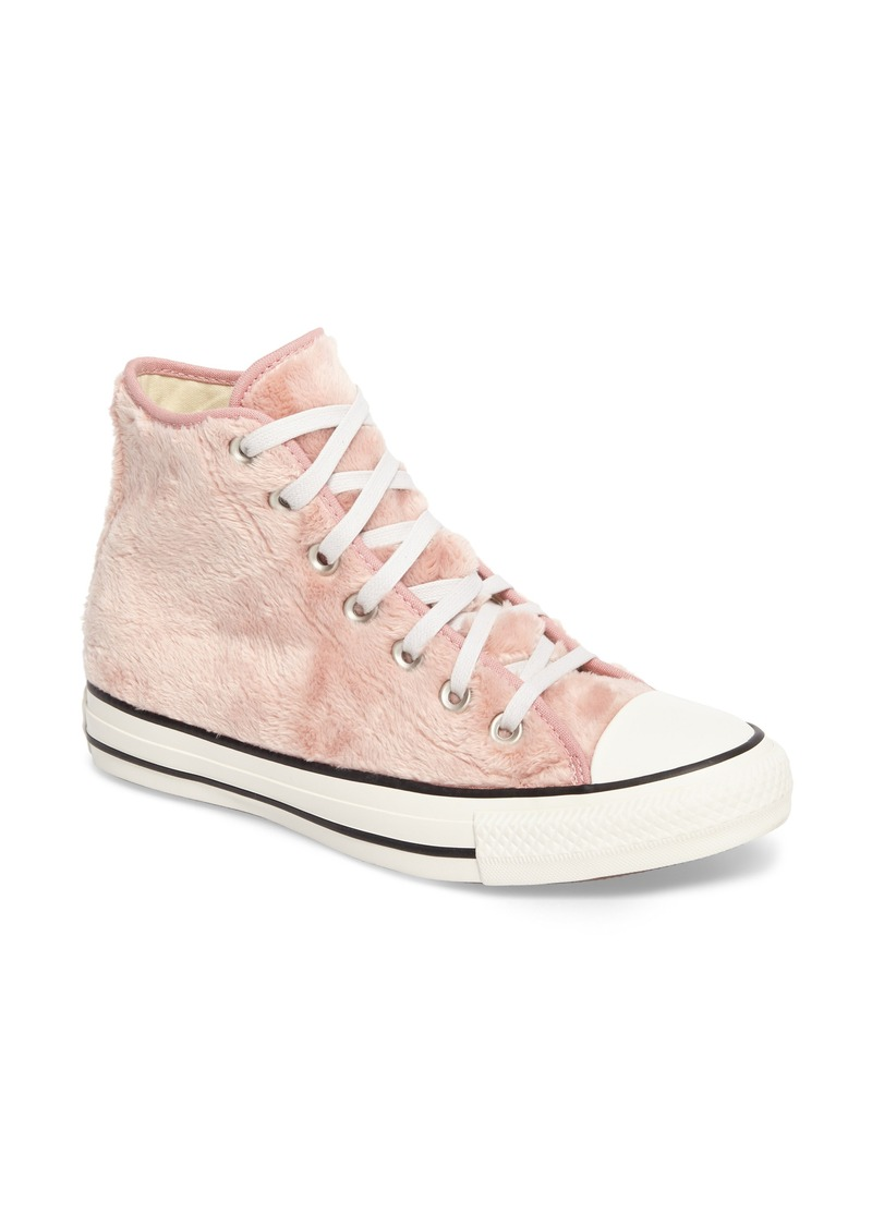 7dd051a757 Converse Converse Chuck Taylor® All Star® Faux Fur High Top Sneakers ...
