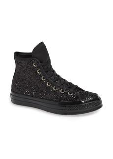 Converse Chuck Taylor® All Star® Glitter High Top Sneaker (Women)