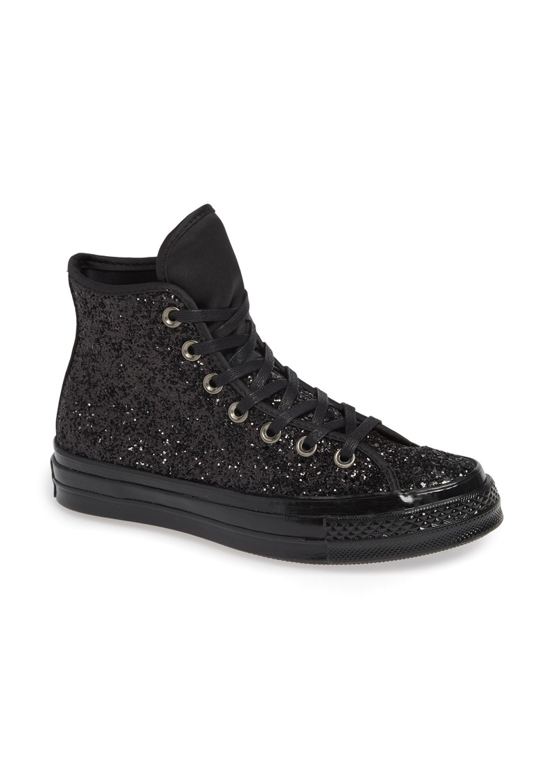 7662e6b25020 SALE! Converse Converse Chuck Taylor® All Star® Glitter High Top ...