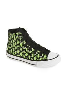 Converse Chuck Taylor® All Star® Glow in the Dark High Top Sneaker (Toddler, Little Kid & Big Kid)