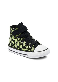Converse Chuck Taylor® All Star® Glow in the Dark Insect Sneaker (Baby, Walker & Toddler)