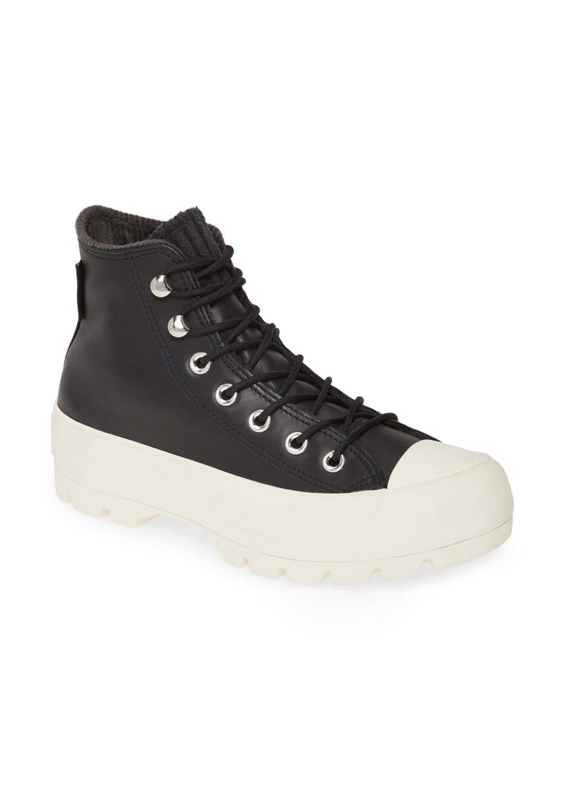Converse Chuck Taylor® All Star® Gore-Tex® Waterproof Lugged High Top Sneaker (Women)