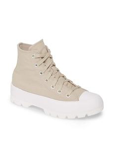 Converse Chuck Taylor® All Star® High Top Lugged Sneaker Boot (Women)