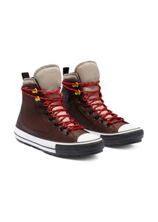 Converse Chuck Taylor® All Star® High Top Waterproof Leather Sneaker (Men)