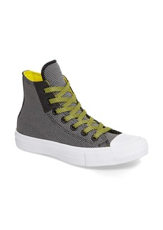 Converse Chuck Taylor® All Star® II Basket Weave High Top Sneaker (Women)