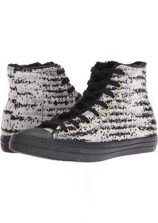 Converse Chuck Taylor® All Star® Knit + Fur Hi