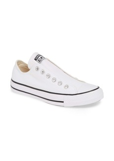 Converse Chuck Taylor® All Star® Laceless Low Top Sneaker (Women)