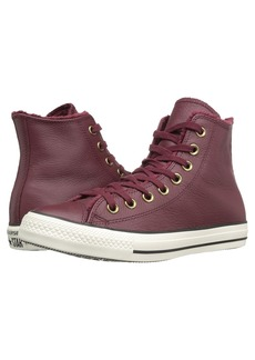 Converse Chuck Taylor® All Star® Leather + Fur Hi