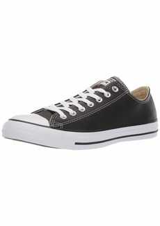 Converse Chuck Taylor All Star Leather Low Top Sneaker  10.5 M US
