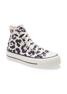 Converse Chuck Taylor® All Star® Lift High Top Platform Sneaker (Women)