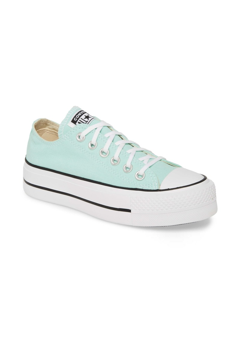Converse Chuck Taylor® All Star® Lift Low Top Platform Sneaker (Women) (Regular Retail Price: $60)
