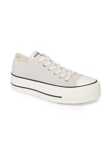 Converse Chuck Taylor® All Star® Lift Nubuck Leather Sneaker (Women)