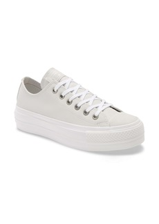 Converse Chuck Taylor® All Star® Lift Ox Platform Sneaker (Women)