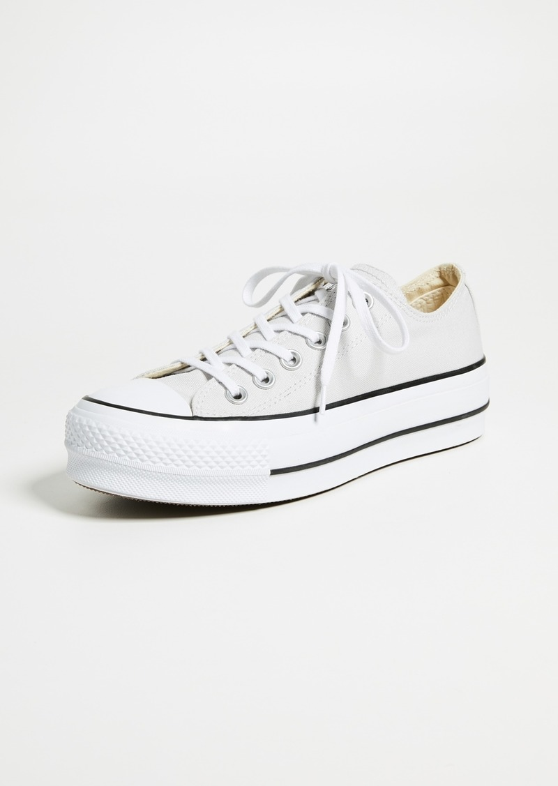 dfd25ce1112f Converse Converse Chuck Taylor All Star Lift Ox Sneakers