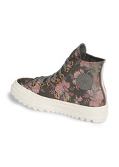 1b108dafd5b ... Converse Chuck Taylor® All Star® Lift Ripple Parkway Floral High Top  Sneaker (Women