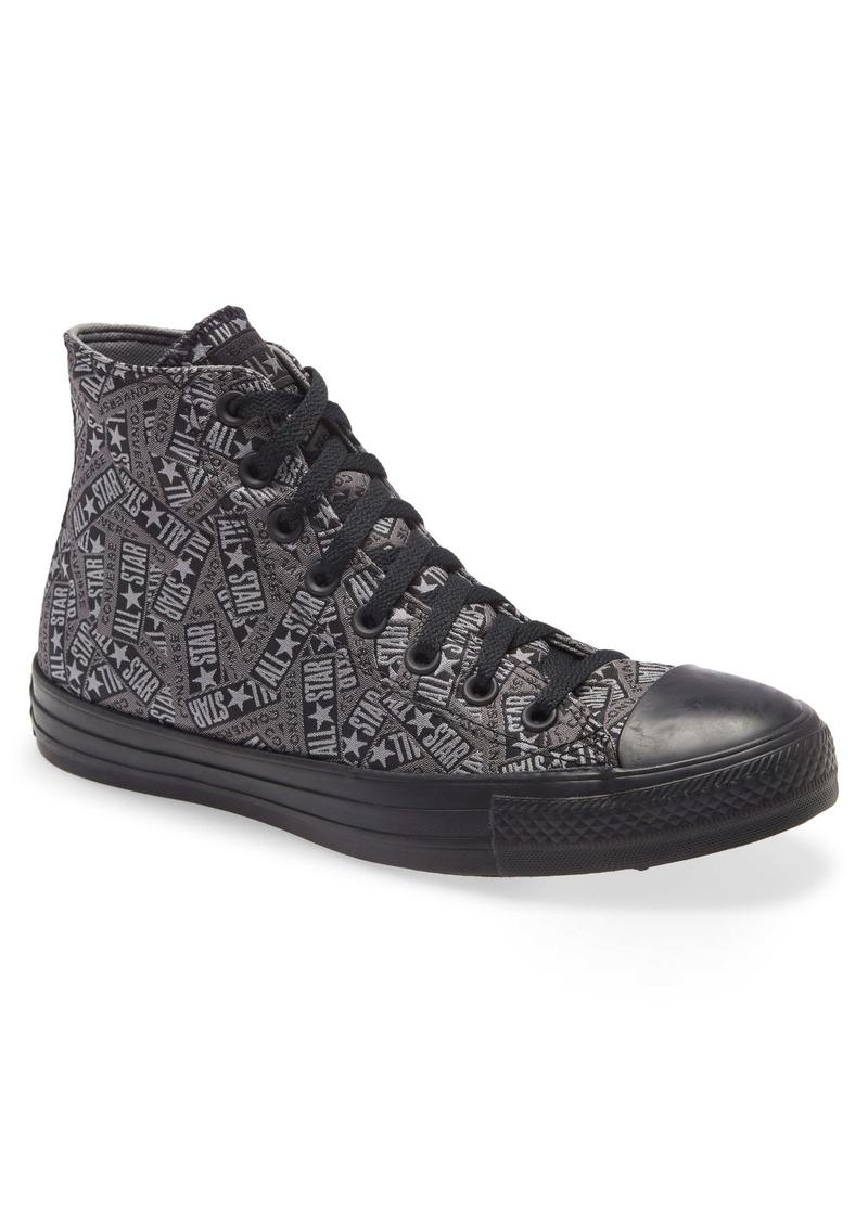 Converse Chuck Taylor® All Star® Logo Play High Top Sneaker (Men)