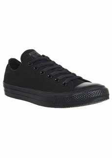 Converse Chuck Taylor All Star Low Top Shoe Black  M US