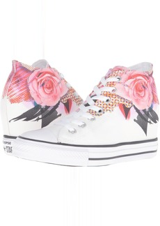 Converse Chuck Taylor® All Star® Lux Digital Floral Print Mid