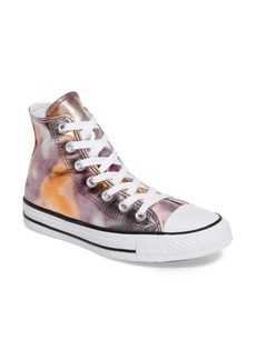 Converse Chuck Taylor® All Star® Metallic Hi Sneaker (Women)