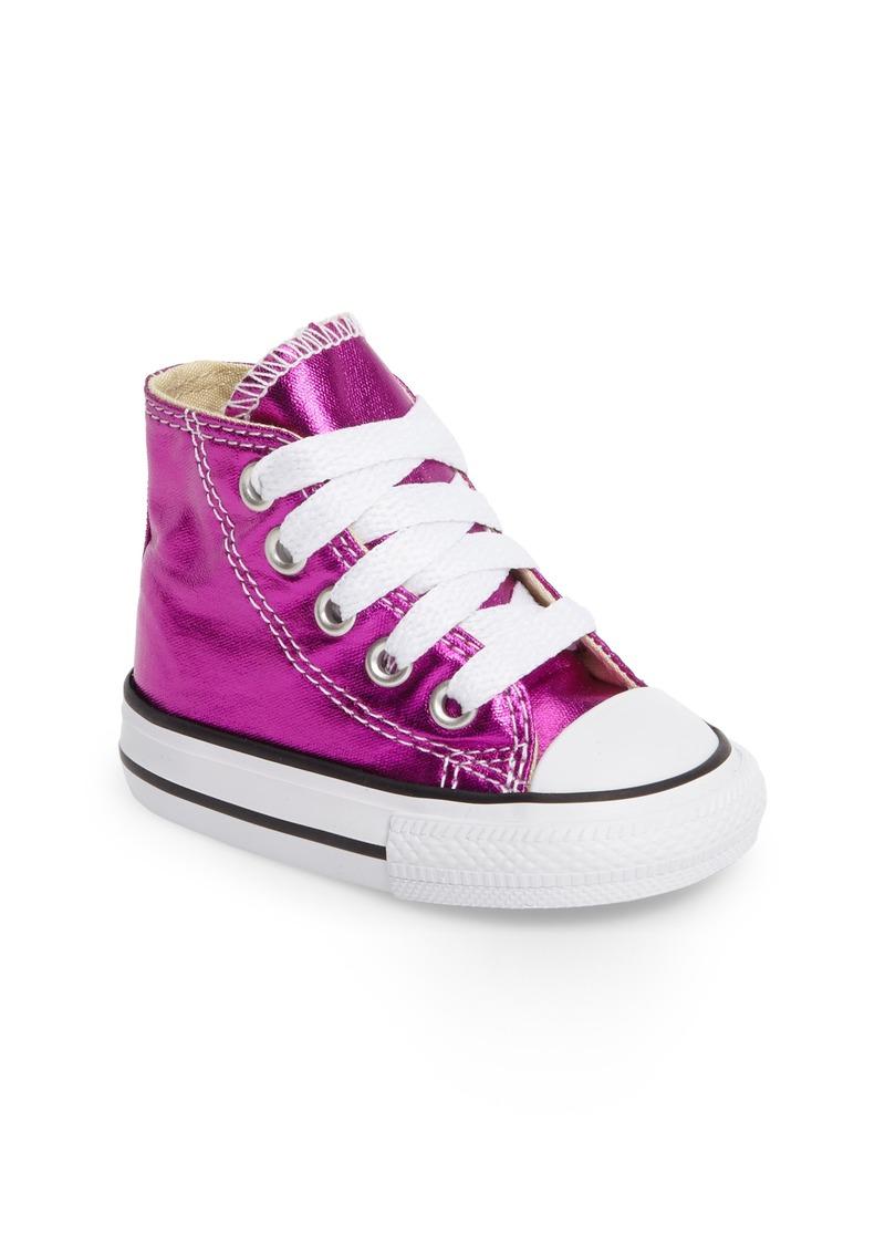 Converse Converse Chuck Taylor® All Star® Metallic High Top Sneaker ... 498b92d6e