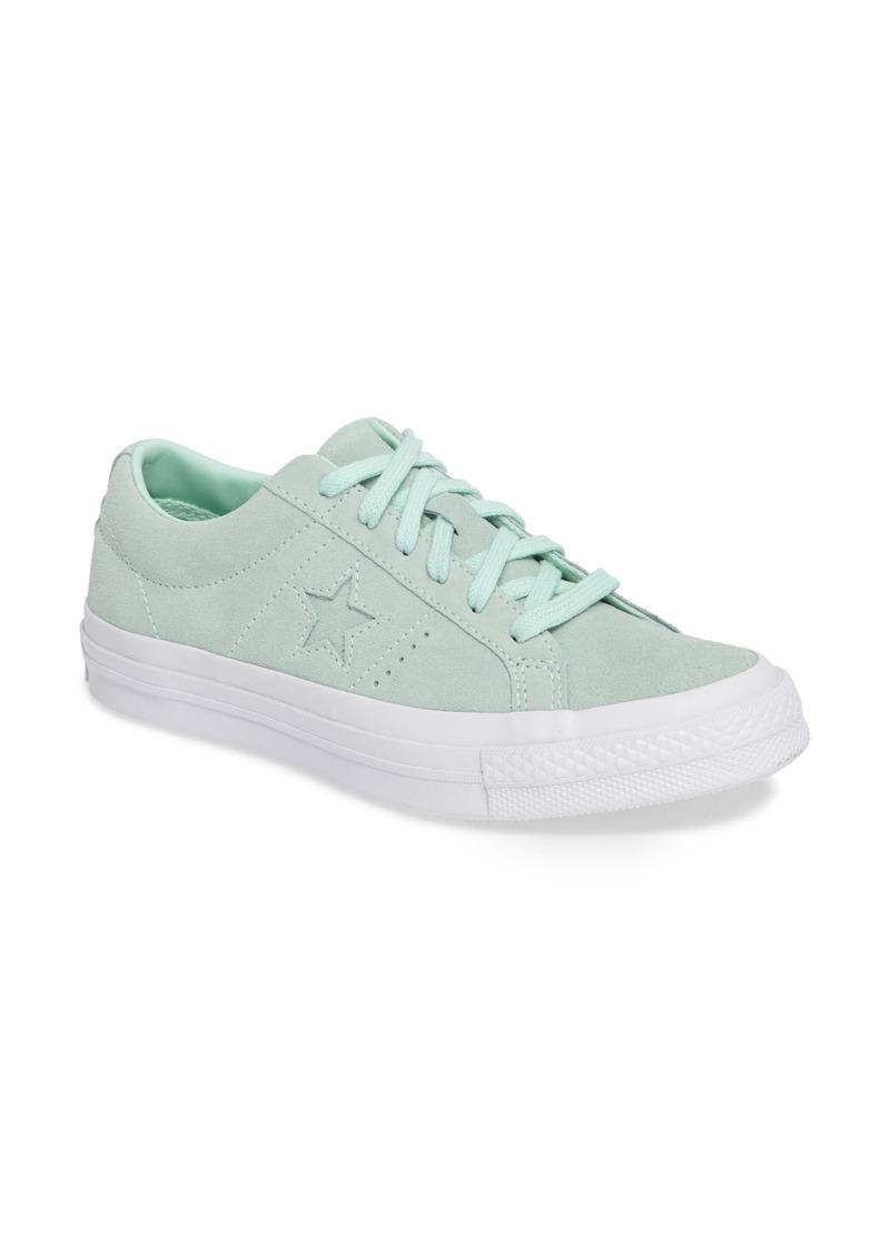 Converse Chuck Taylor® All Star® One Star Low-Top Sneaker (Women) 4MyBzJgiOl