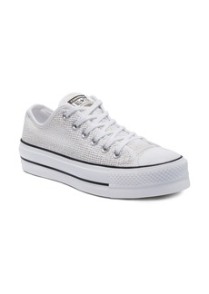 Converse Chuck Taylor® All Star® Open Platform Low Top Sneaker (Women)