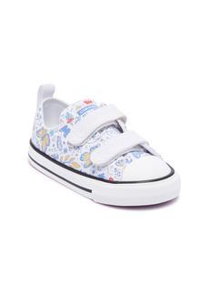 Converse Chuck Taylor® All Star® OX Butterfly Sneaker (Baby, Walker & Toddler)