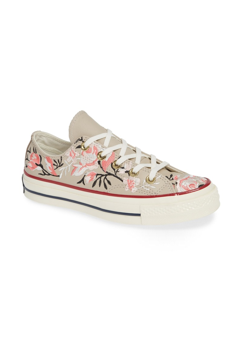 df6fd756311b01 Converse Chuck Taylor® All Star® Parkway Floral 70 Low Top Sneaker (Women)