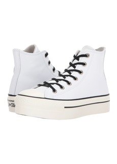 Converse Chuck Taylor® All Star® Platform Leather Hi