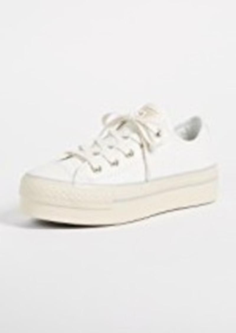 1bb9ac597c Converse Converse Chuck Taylor All Star Platform Ox Sneakers