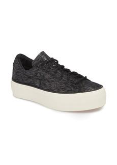Converse Chuck Taylor® All Star® Precious Metal Platform Sneaker (Women)