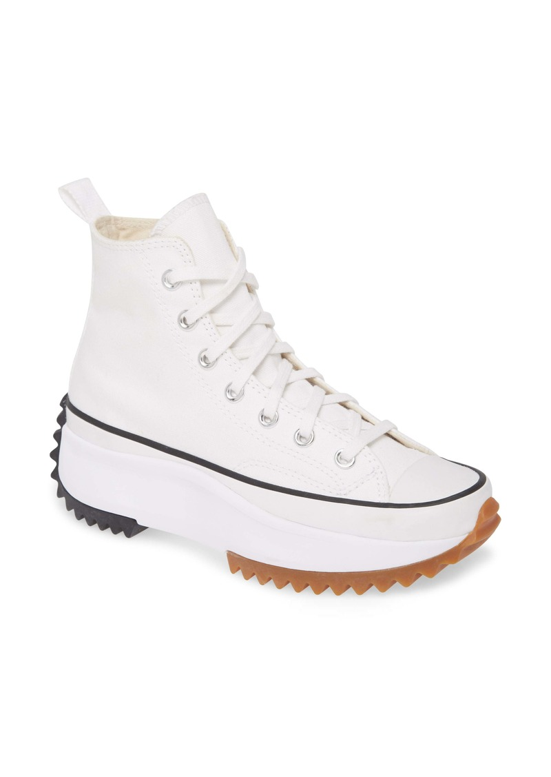 Converse Chuck Taylor® All Star® Run Star Hike High Top Platform Sneaker (Women)