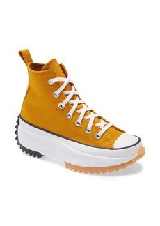 Converse Chuck Taylor® All Star® Run Star Hike High Top Platform Sneaker (Women)