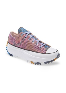 Converse Chuck Taylor® All Star® Run Star Hike Knit Low Top Platform Sneaker (Women)
